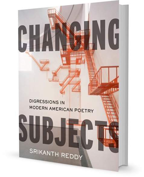 Cover of Changing Subjects by Srikanth Reddy