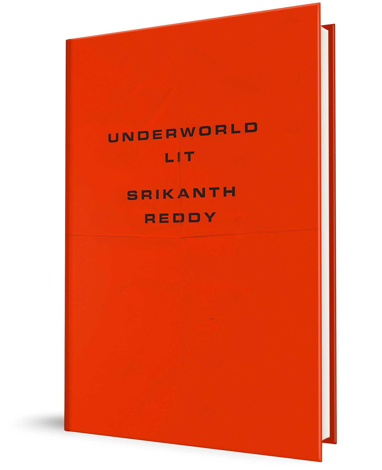 Cover of Underworld Lit by Srikanth Reddy